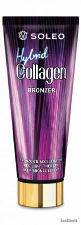 Soleo Hybrid Collagen Bronzer 200 ml szoláriumkrém