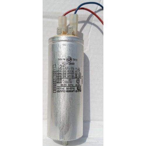 UWE szolárium motorindító kondenzátor 25 μF alkatrész