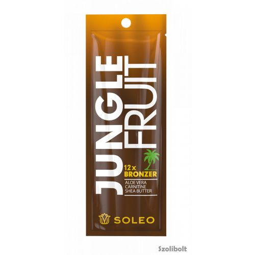 Soleo Jungle Fruits 15 ml szoláriumkrém