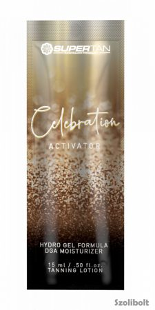 Supertan Celebration Activator 15 ml szoláriumkrém