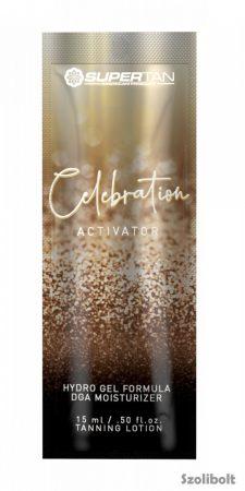 Supertan Celebration Activator 15 ml szoláriumkrém