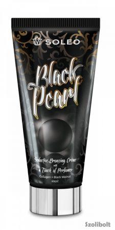 Soleo Black Pearl 150 ml szoláriumkrém