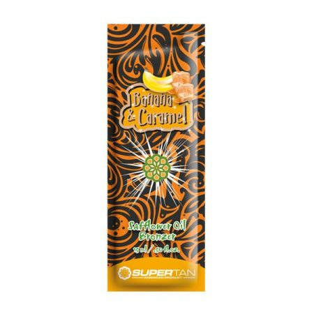 Supertan Banana and Caramel 15 ml szoláriumkrém