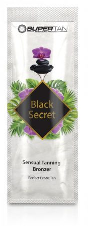 Supertan Black Secret 15ml szoláriumkrém