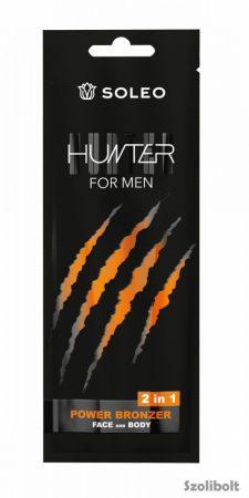 Soleo Hunter for Men 15 ml szoláriumkrém