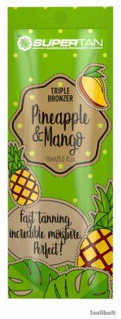 Supertan Pineapple Mango 15 ml szoláriumkrém