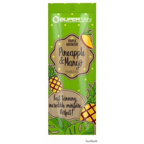 Supertan Pineapple & Mango 15 ml szoláriumkrém