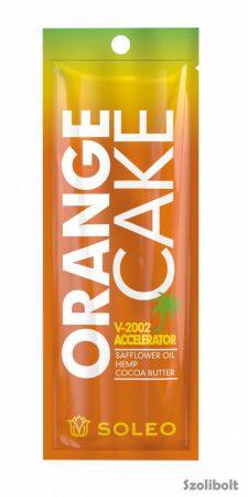 Soleo Orange Cake 15 ml szoláriumkrém