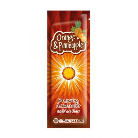 Supertan Orange and Pineapple 15 ml szoláriumkrém