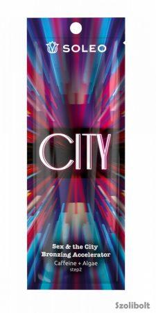 Soleo City 15 ml szoláriumkrém
