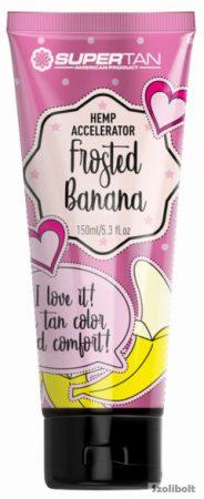 Supertan Frosted Banana 200 ml szoláriumkrém