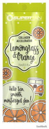 Supertan Lemongrass Orange 15 ml szoláriumkrém