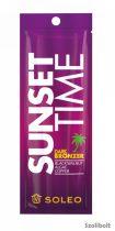 Soleo Sunset Time 15ml szoláriumkrém