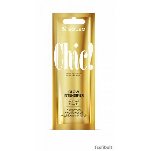 Soleo Chic! 15 ml szoláriumkrém