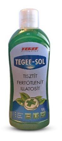 Tegee-Sol szolárium fertőtlenítő koncentrátum 1000ml