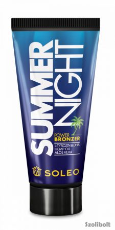 Soleo Summer Night 150 ml szoláriumkrém