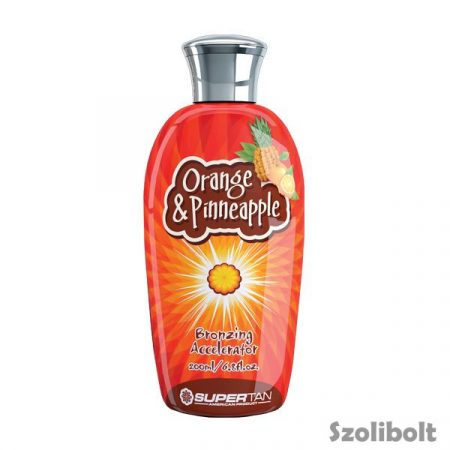 Supertan Orange & Pineapple 200 ml