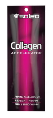 Soleo Collagen Accelerator 15ml  szolárium kozmetikum