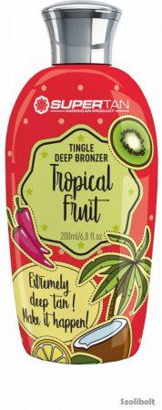 Supertan Tropical Fruits 200 ml