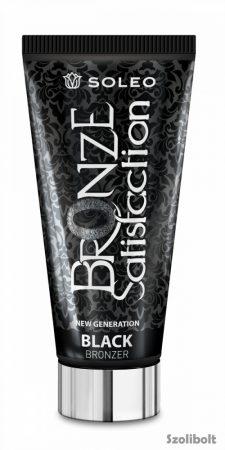 Soleo Black Bronzer 150 ml szoláriumkrém