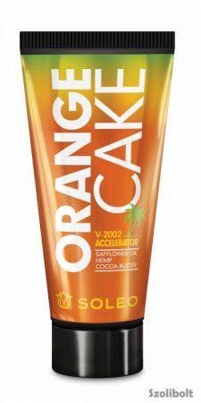 Soleo Orange Cake 150 ml szoláriumkrém