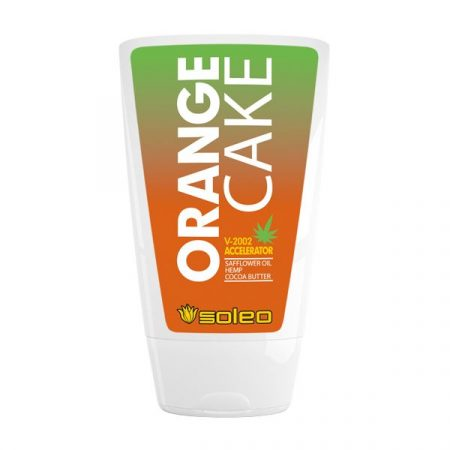 Soleo Orange Cake 100 ml szoláriumkrém