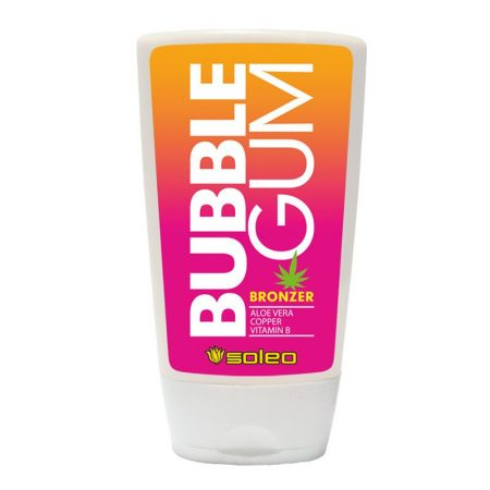 Soleo Bubble Gum 100 ml szoláriumkrém