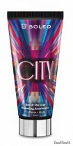 Soleo City 200 ml szoláriumkrém