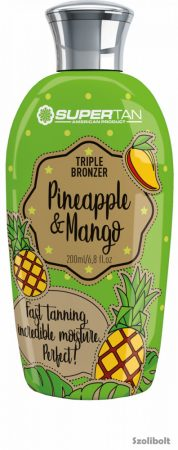 Supertan Pineapple Mango 200 ml szoláriumkrém