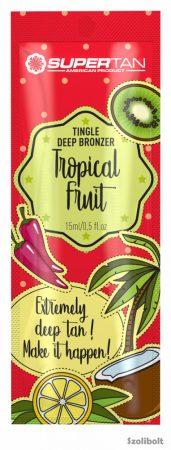 Supertan Tropical Fruits 15 ml szoláriumkrém