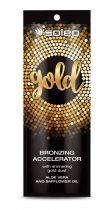 Soleo Gold 15 ml szoláriumkrém