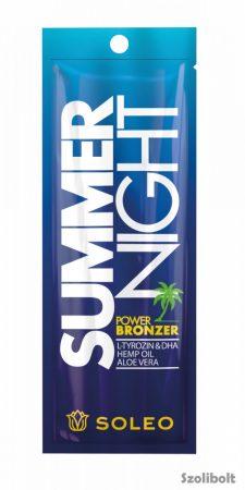 Soleo Summer Night 15 ml szoláriumkrém