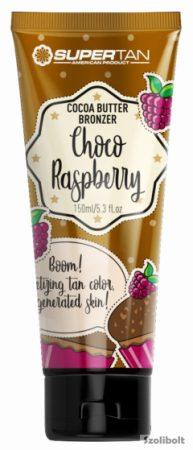 Supertan Choco Raspberry 200 ml szoláriumkrém