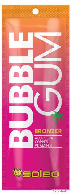 Soleo Bubble Gum 15 ml szoláriumkrém