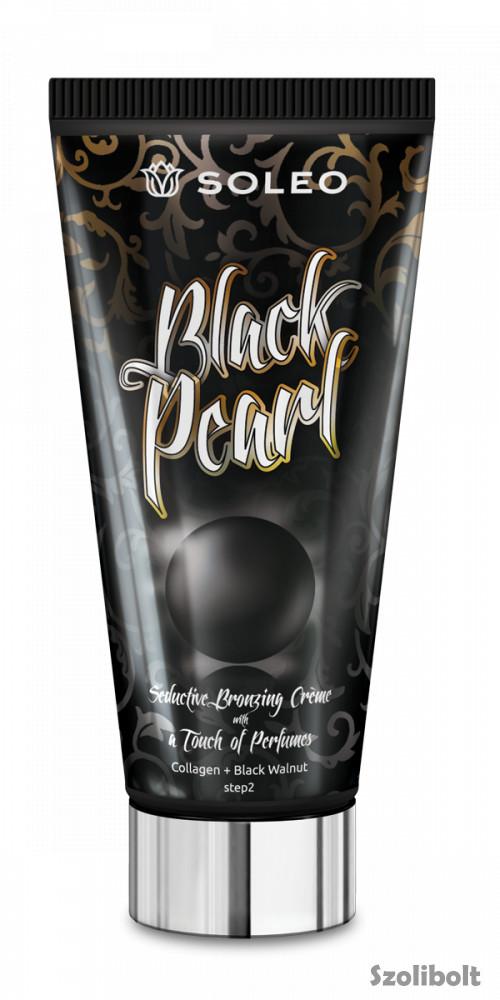 Soleo Black Pearl 200 ml szoláriumkrém